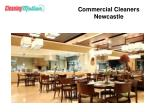 Commercial Cleaners Newcastle