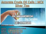 Mcx Commodity Tips Free Trial, Free Trial Commodity Tips Call @ 91-9990138814
