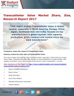 Transcatheter Valve Market Analysis, Growth, Industry Outlook and Overview 2017