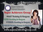 Get a pte test qualification with coaching of Super Achievers group