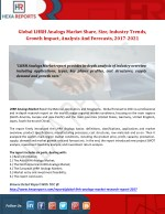 Global LHRH Analogs Market Share, Size, Industry Trends, Growth Impact, Analysis And Forecasts, 2017-2021