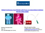 Continence Care Market with Focus on Intermittent Catheter Market