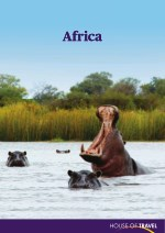 House of travel - Africa Brochure 2017