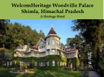 WelcomHeritage Woodville Palace
