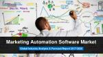 Marketing Automation Software Market Global Industry Analysis & Forecast Report 2017-2025