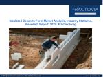 Insulated Concrete Form Market Industrial Forecast and Trends