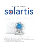 Visit Solartis at IASA 2017