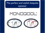 The perfect Cool glasses: