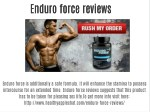 http://www.healthyapplechat.com/enduro-force-reviews/