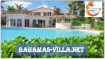 Rainbow House Villa Rentals In Bahamas Ashore The Caribbean Sea