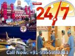 Emergency patient transfer service anytime from Ranchi