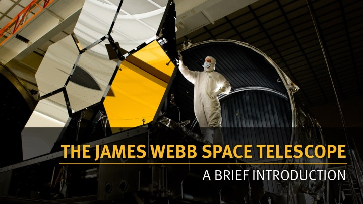 the james webb space telescope a brief n.