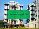 Real Estate Property in Pune