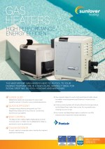 Gas Pool Heaters Brisbane - Sunlover Heating