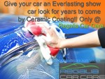 Ceramic Coating For Cars Wash Detailing Steam Cleaning Service Pune