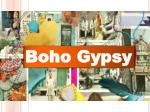 Online Store for Bohemian Fashion Items