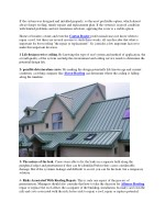 Top factors to do the roof repair and recover