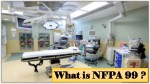 What is NFPA 99 ?