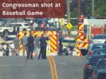 Congressman shot at baseball game