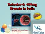 Hepcinat : Sofosbuvir 400mg Tablets Sovaldi And Its Substitute In India #MedsDelta