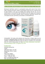 Buy Generic Bimatoprost Ophthalmic Solution Online