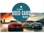 Ireland's Leading Supplier of New & Used Cars