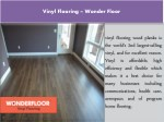 wonderfloor.com The Best Vinyl Flooring Provider