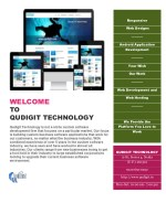 Web Development technology