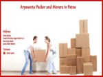Top packers and movers in patna | Affordable patna packers and movers