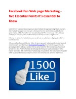 Buy Real Facebook Likes Cheap and Fast As From $1