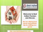 We Are Offering Best Mover And Packers Tips For Shifting Your Goods
