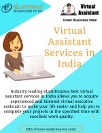 Virtual Assistant Services in India
