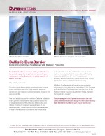 Transformer fire protection with Blastic barrier