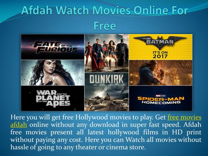 free hollywood movies online watch without downloading