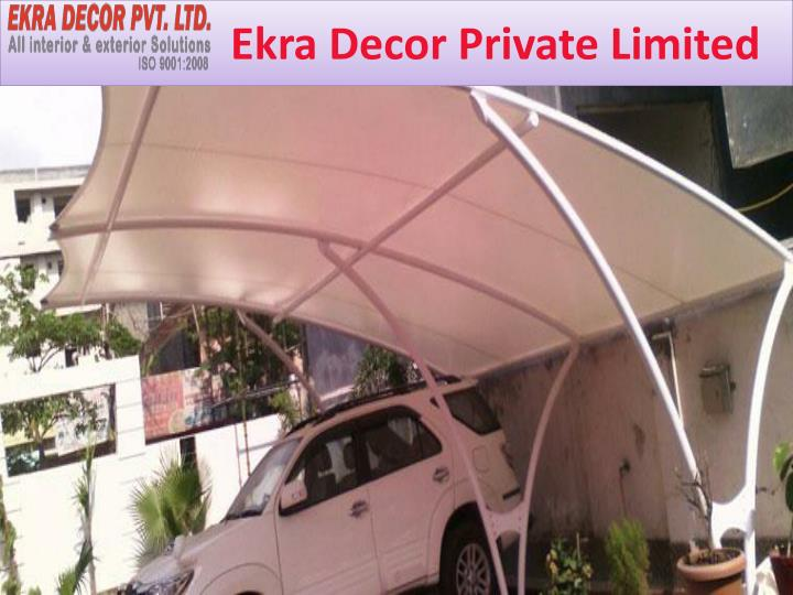 ekra decor private limited n.