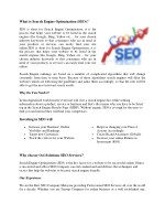 Best SEO Company| Professional SEO Services| Ooi Solutions in kualalumpur