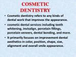 Lithia Dentist: Improve Your Smile with Cosmetic Dentistry Solutions