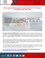 Heterozygous familial hypercholesterolemia Therapeutics Drugs and Companies Pipeline Review, H1 2017