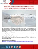 Data Center Rack Power Distribution Unit Market Analysis, Prediction by Region, Type and Technology to 2025