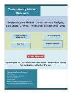 Polyisobutylene Market - Demand, Size, Share, Growth, Trends and Forecast 2015 - 2023