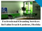 Commercial Window Cleaning Services In FL