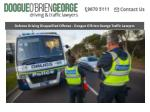 Defence Driving Disqualified Offence - Doogue O'Brien George Traffic Lawyers