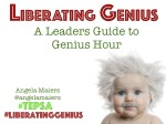 A Leader's Guide to Implementing Genius Hour