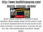 http://www.healthitcongress.com/muscle-rampage-reviews/