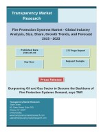 Fire Protection Systems Market - Analysis, Size, Share, Growth, Trends, and Forecast 2015 – 2023
