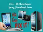Cell Phone Repair Texas