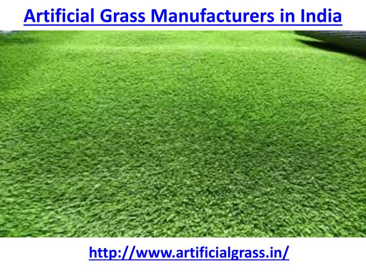 artificial grass manufacturers in india n.