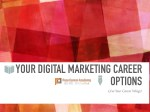 Digital Marketing Career Opportunities and Courses