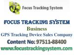 GPS Car Bike  Tracking and Personal Tracker System in Coimbatore