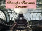 Chanel's Parisian dreams 2017